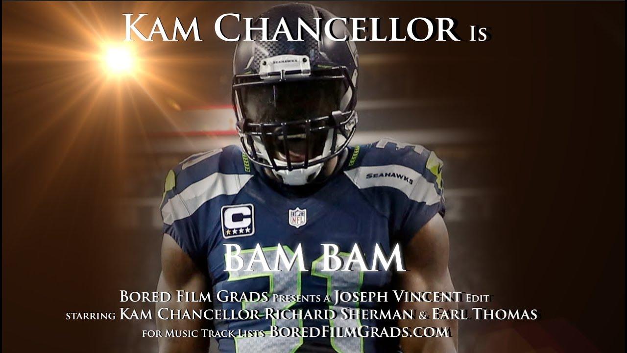 Kam Chancellor Bam Bam
