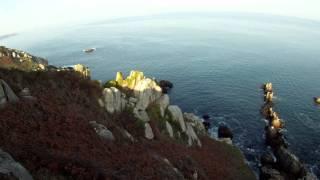Pointe de la Jument (Baie de Douarnenez), 14 oct 2011