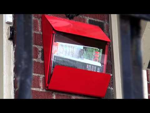 Xpress Mailbox by Decorpro