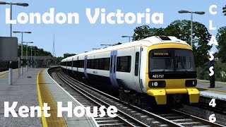 TS2015 | London Victoria - Kent House | Class 465