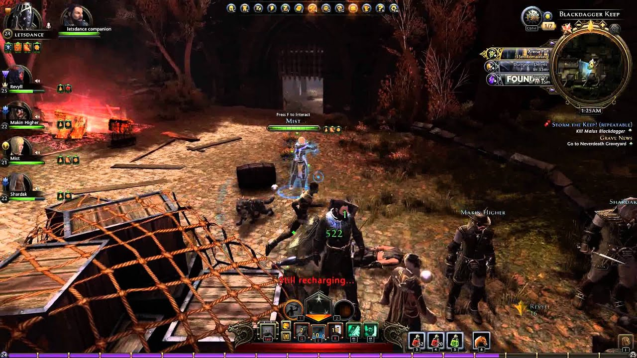 Dungeons And Dragons Online Free To Play Restrictions