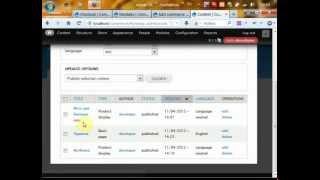 видео Полезные модули для Drupal 7.