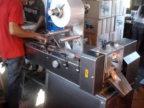 Maquina de embalar doc s jsm maquinas youtube - Maquinaria para relojes de pared ...