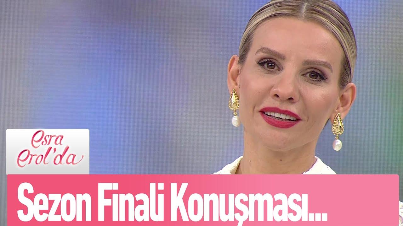 Esra Erol'dan Sezon Finali Konuşması... - Esra Erol'da 26 Haziran 2020 | Sezon Finali