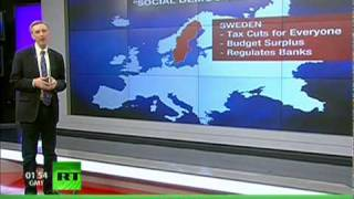 Thom Hartmann: Sweden doesn