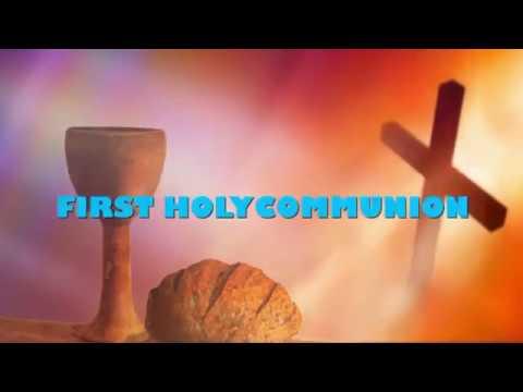 Gulf Meet 2017   First Holy communion of Ponnus Part 2