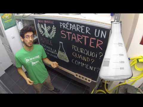 Préparer un Starter - Pourquoi? Quand? Comment? (Brassage Bière Amateur)