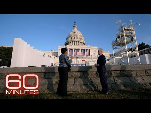 How Washington is bolstering security for the inauguration