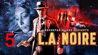 L.A.Noire. Прохождение. Часть 5. (Обвенчанные на небесах)