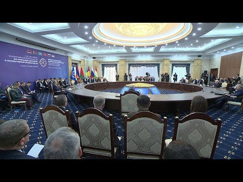 По итогам саммита ОДКБ подписано 15 документов / 28.11.19 / НТС