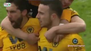 HIGHLIGHTS OF LEICESTER CITY'S 4-3 WIN OVER WOLVES