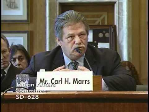 Senate Indian Affairs Committee Hearing: Internet 10/6/11