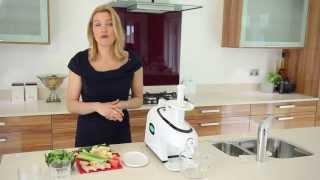 Amanda Hamilton's Energising Green Juice Recipe