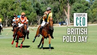 Baixar British Polo Day helps luxury brands connect to emerging markets | European CEO Videos