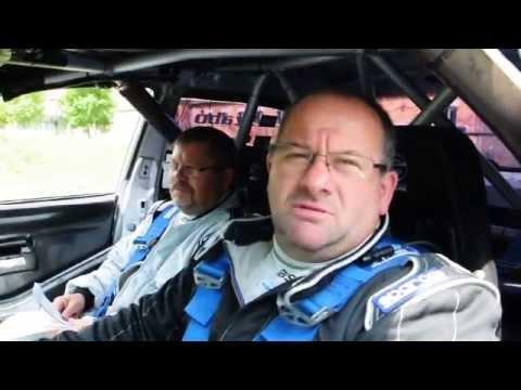 Sipos István-Szabó György Iseum Rallye 2015 - Rallye2 riport az 1. kör után