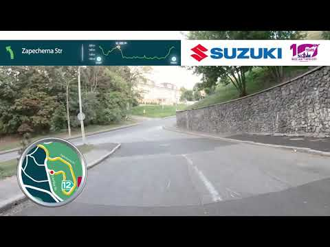 Відео-маршрут Wizz Air Kyiv City Marathon 42 км разом з Suzuki