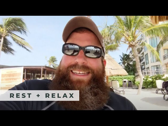 Finding Time To Rest + Relax   Pastor Matthew