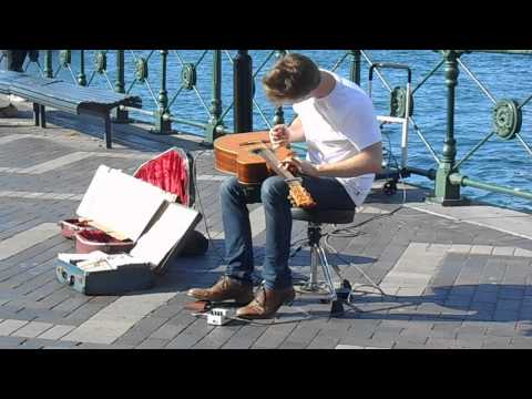 Talented Boy Playing Guitar | Sydney | Jack Dawson
