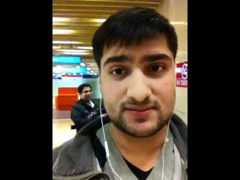 Airport Arrival Dec 2011