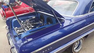 SolitoS car club. 1964 impala lowrider