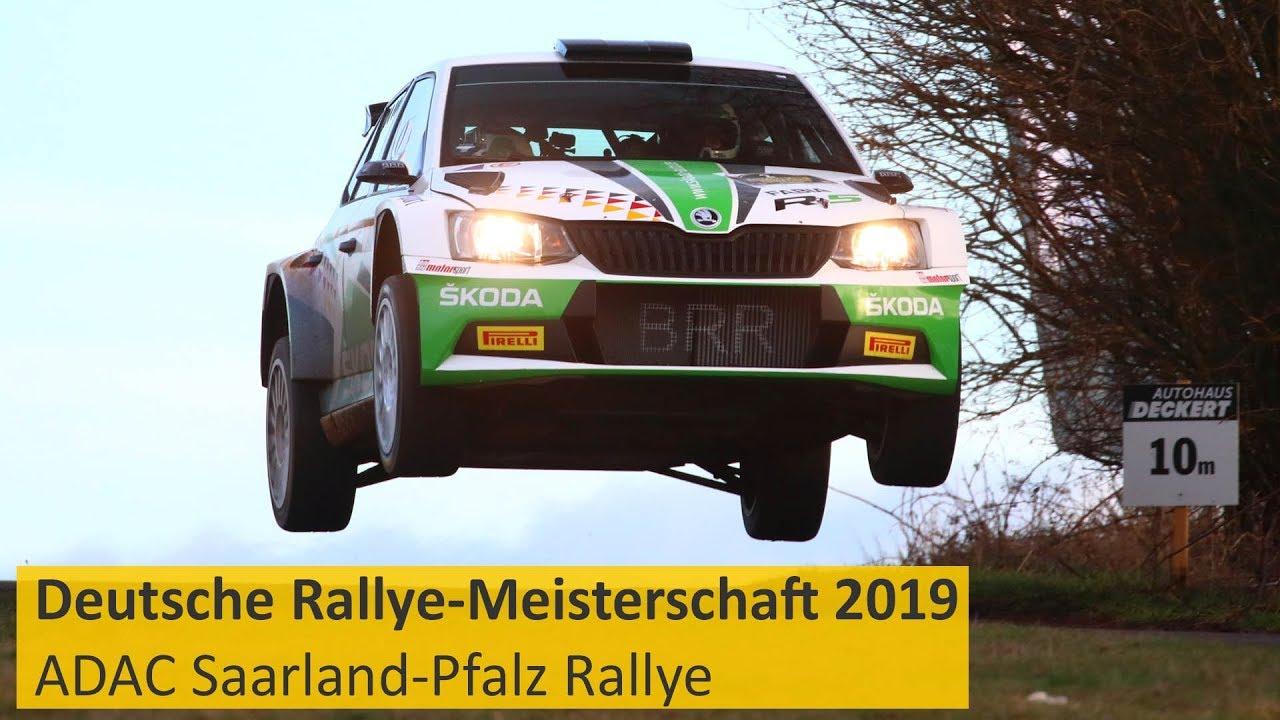 Ausbildungsplätze 2019 Saarland : ps die deutsche rallye meisterschaft adac saarland pfalz rallye 2019 youtube ~ Aude.kayakingforconservation.com Haus und Dekorationen