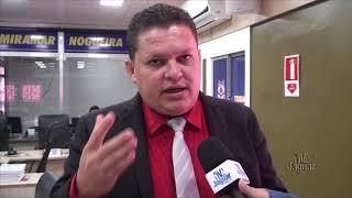 Rodolfo, comenta sobre requerimento para construção de praça esportiva e justifica os projetos