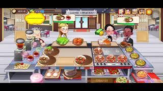 Cooking Adventure - Bulgogi Restaurant Level.55 screenshot 2