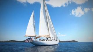 Sailing in the United States Virgin Islands