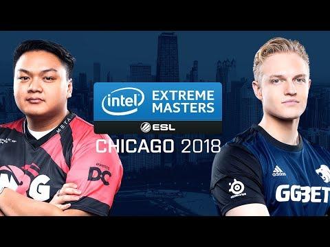 CS:GO - NRG vs. North [Cache] - Group A Ro1 - IEM Chicago 2018 (2/2)