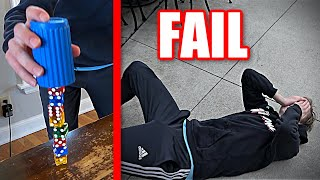 One Take Trick Shots FAIL | That's NOT Amazing