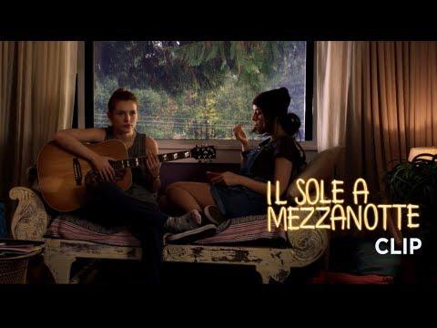 Il Sole A Mezzanotte - Midnight Sun. Scena In Italiano