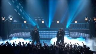 Usher - Scream (Billboard Music Awards 2012)