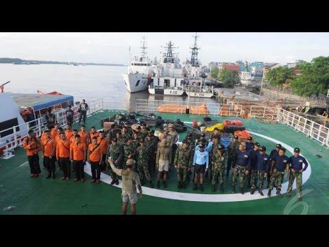 Gigih Temukan AirAsia, Penyelam TNI Dipuji Pasukan Elite AS