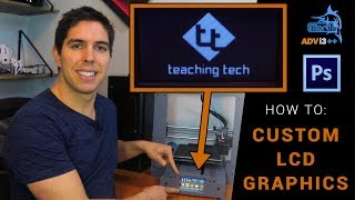 How to: Create custom LCD graphics for your 3D printer