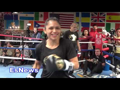 POWER australian female boxing star to fight for wbc title sat night EsNews Boxing