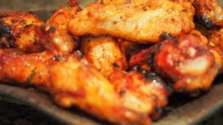 Sweet n Spicy Wing Recipe on the Pit Barrel Cooker!