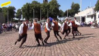 Folk dance - Loksa Tantsijad, Külapoiste käigud 20.8.2016
