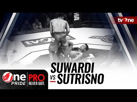 [HD] One Pride MMA #3: Suwardi VS Sutrisno - Flyweight Title Fight
