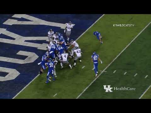 FB: Mississippi State 7, Kentucky 28