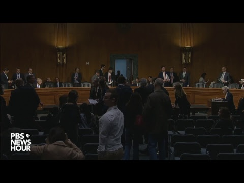 Watch Live: Senate Intel hearing on Russia
