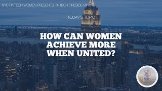 How Can Women Achieve More When United?
