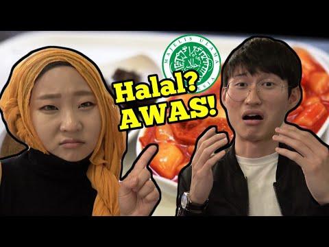 STREET FOOD KOREA HALAL? Umm... 길거리 음식 할랄일까? [한국 무슬림 정보]