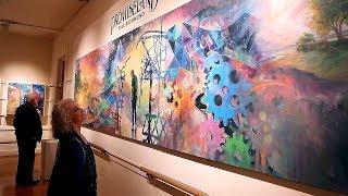 Art Exhibit Opening Reception   Promiseland   Paul Richmond Studio