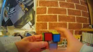 Rubik's cube 2x2 Sub-World Record  : 0.66s !