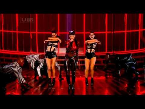 Nicole Scherzinger - Poison (X Factor - Results Show wk8)