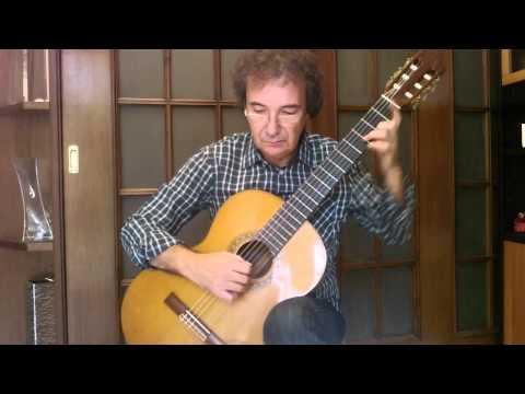 Historia De Un Amor (Classical Guitar Arrangement By Giuseppe Torrisi)