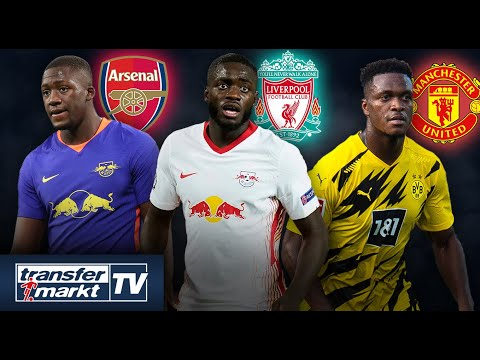 Frankreich-Trio Upamecano, Konate & Zagadou im Fokus von Premier League-Clubs | TRANSFERMARKT
