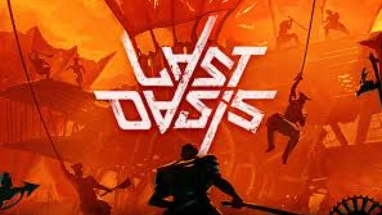 Mengembara di padang mahsyar - Last Oasis