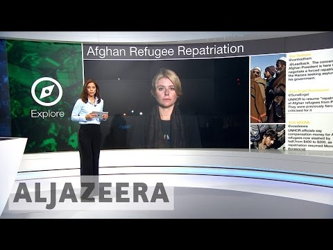 Repatriation of Afghan refugee in Pakistan resumes