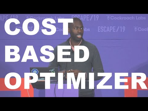 Cockroach Labs' Cost Based Optimizer Helps You Run Faster SQL Queries